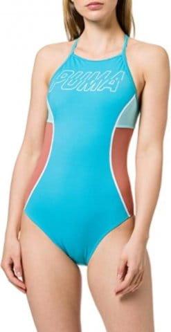 Swimsuit Puma W Racerback