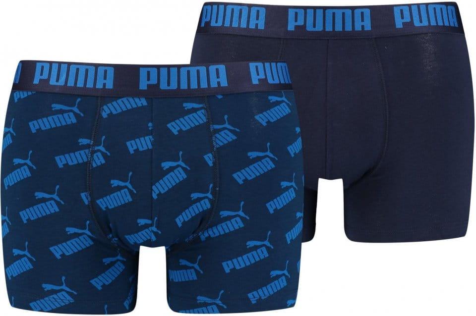 Bokserice Puma AOP Boxer 2 PACK
