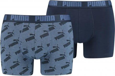 Pánské boxerky Puma AOP 2 Kusy