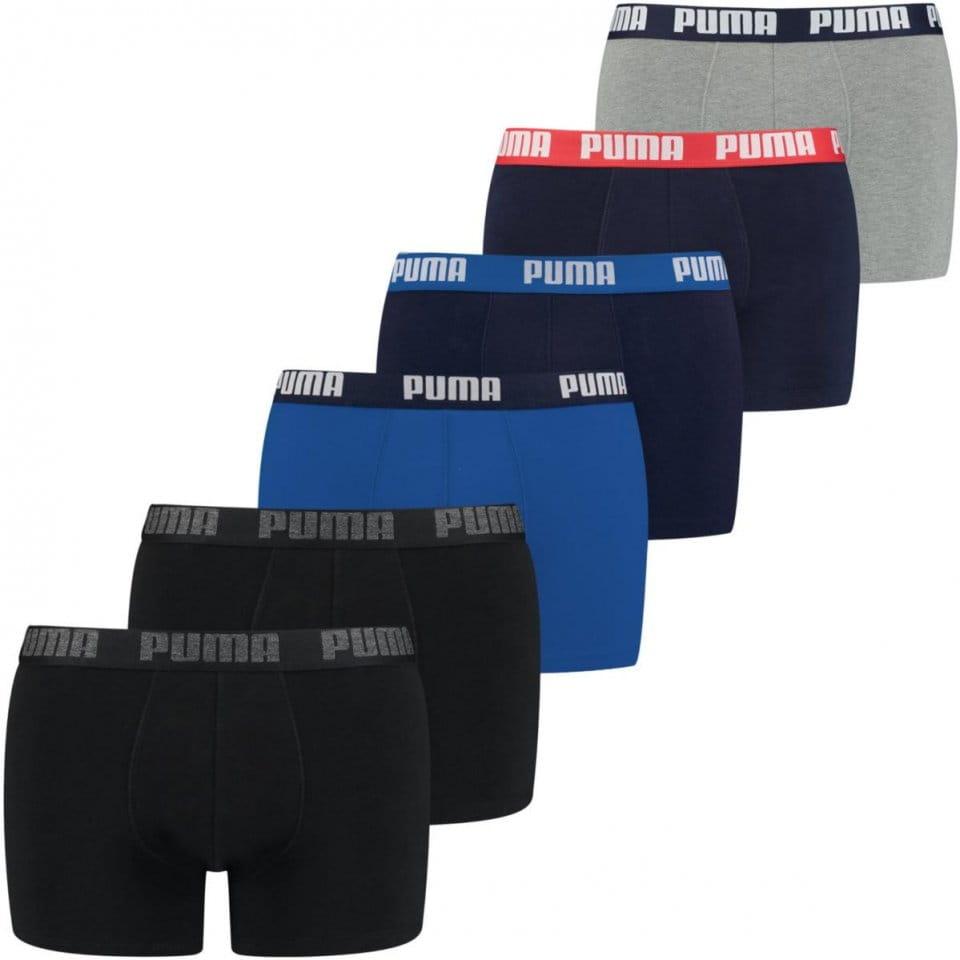 Boxer shorts Puma Basic Boxer 6 PACK