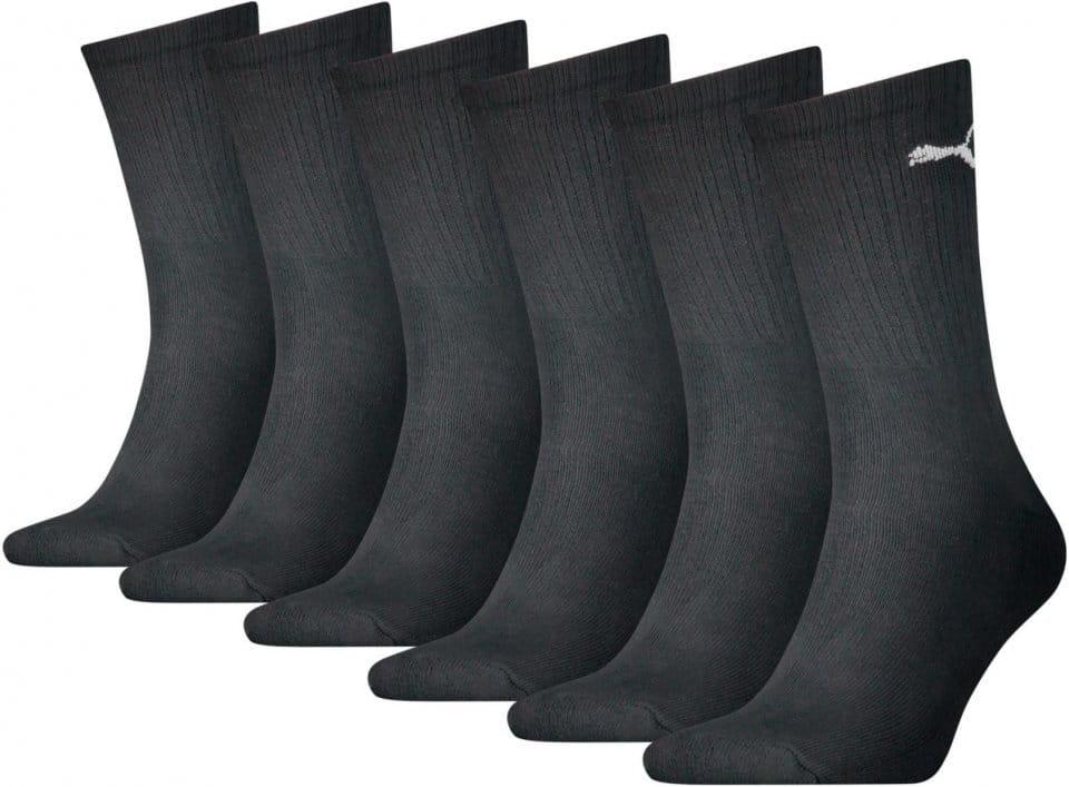 Ponožky Puma SCKS Crew 6 PACK
