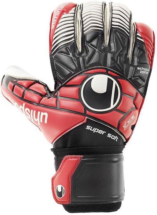 Goalkeeper's gloves Uhlsport eliminator supersoft f01