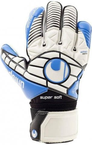Goalkeeper's gloves Uhlsport eliminator supersoft