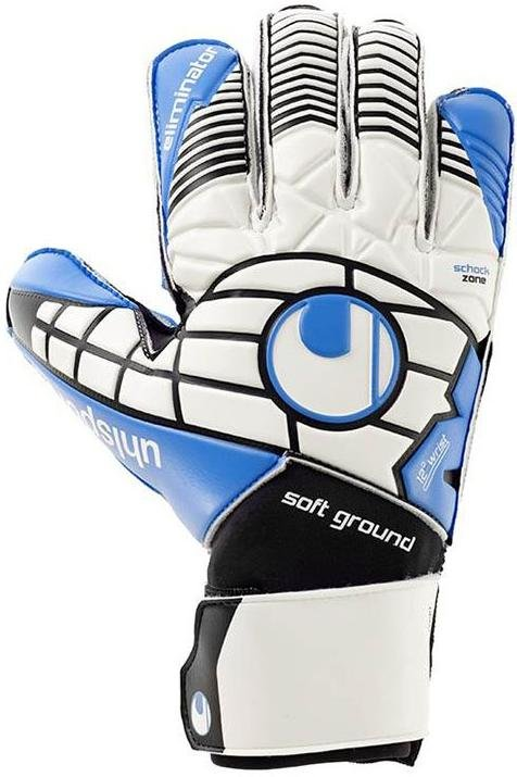 Torwarthandschuhe Uhlsport eliminator soft pro f01