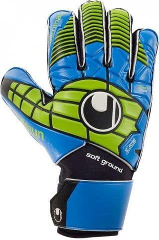 Goalkeeper's gloves Uhlsport eliminator soft pro