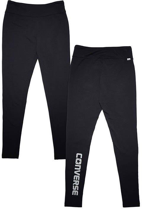 Pants Converse reflective wordmark legging