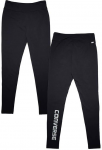 reflective wordmark legging