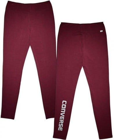 Pantaloni Converse reflective wordmark legging