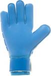Goalkeeper's gloves Uhlsport soft blue