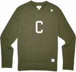 Mikina Converse ESSENTIALS COLLEGIATE STAR CREW