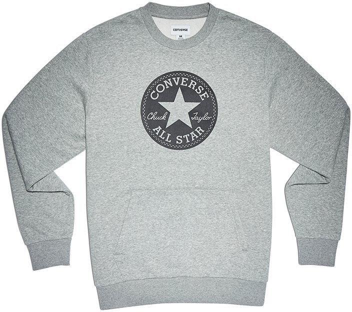 Mikina Converse Chuck Patch Graphic Crew Sweatshirt
