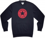 Mikina Converse chuck patch graphic crew