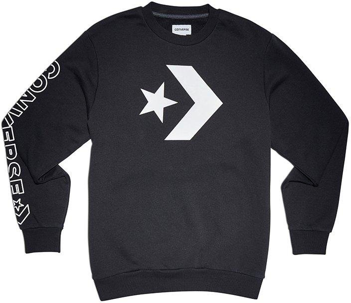 Converse star chevron graphic crew sweat Melegítő felsők