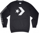 Mikina Converse star chevron graphic crew sweat