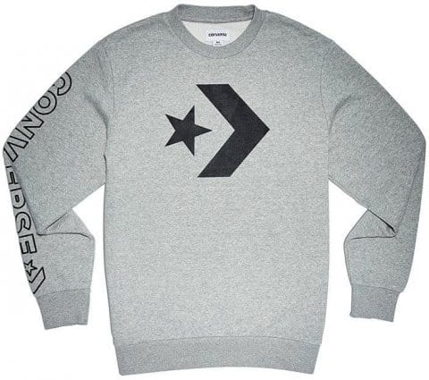 Sweatshirt Converse star chevron graphic crew sweat