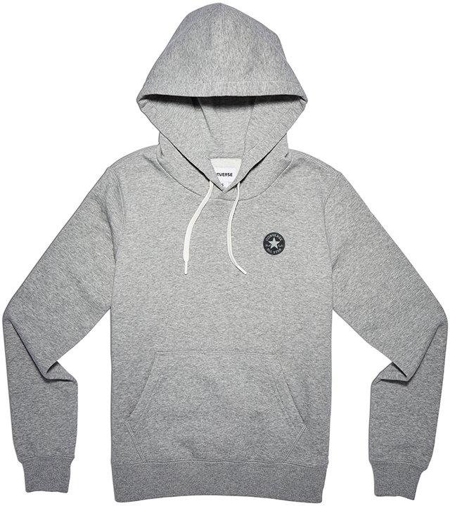 Mikina s kapucňou Converse chuck patch graphic hoody