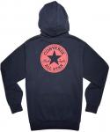 Mikina s kapucňou Converse chuck patch graphic hoody