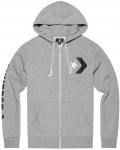 Hooded sweatshirt Converse star chevron