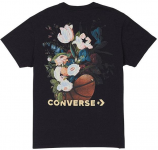 Magliette Converse basket floral tee