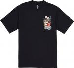 T-shirt Converse basket flower tee