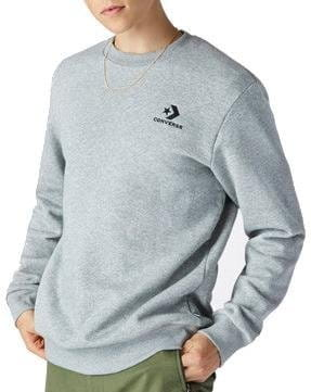Trenirka Converse converse star chevron crew sweatshirt
