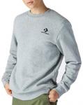 Mikina Converse converse star chevron crew sweatshirt