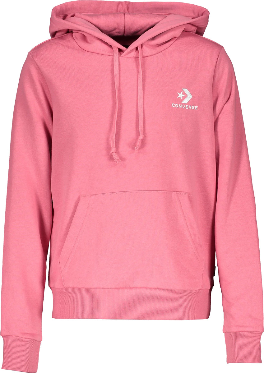 Mikina s kapucňou Converse Star Chevorn Hoodie W