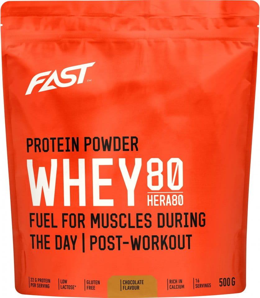 Proteinový prášek FAST Hera80 500 g - čokoláda