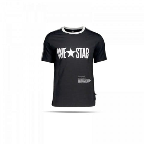 T-shirt Converse converse one star panel tee t-shirt