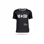 Tricou Converse converse one star panel tee t-shirt