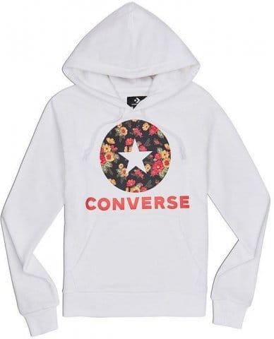 Sudadera con capucha Converse converse bloom sweatshirt hoody