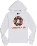 Converse converse bloom sweatshirt hoody Kapucnis melegítő felsők