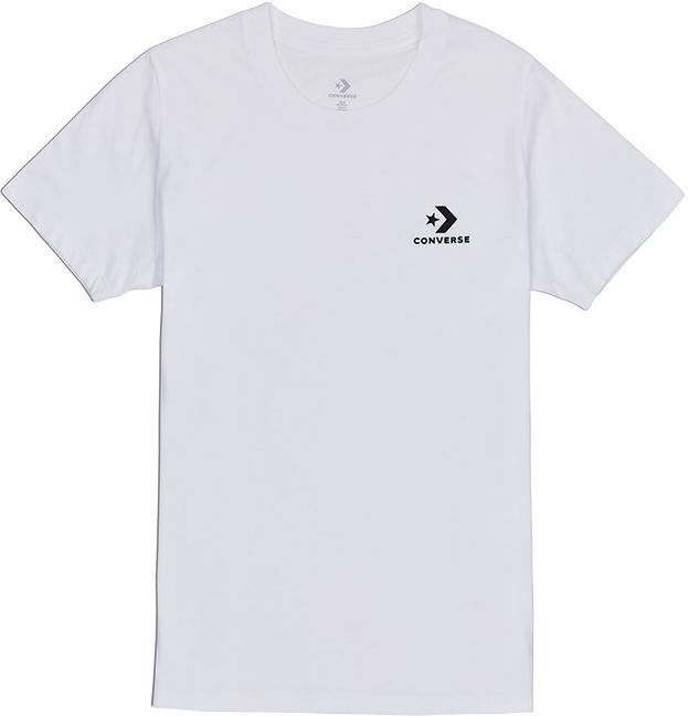 Camiseta Converse star chevron left logo
