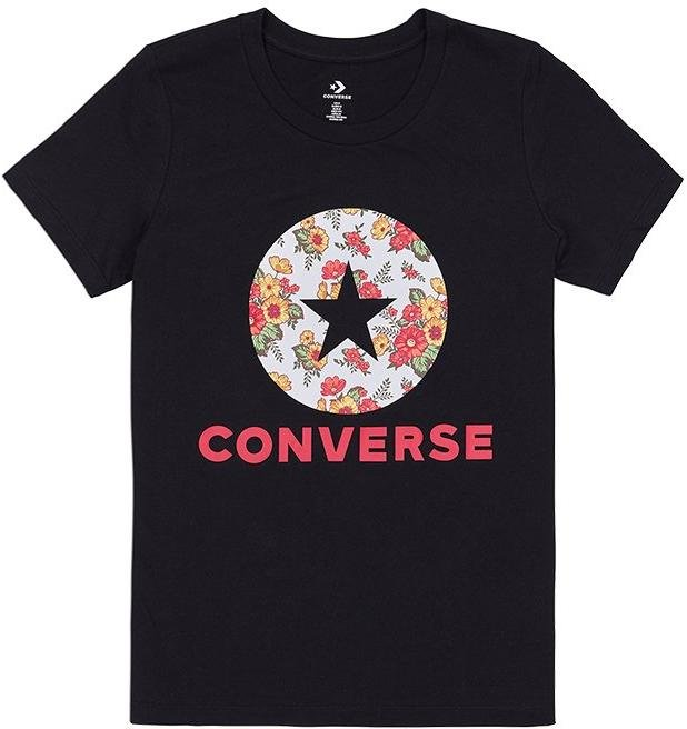 Camiseta Converse in bloom
