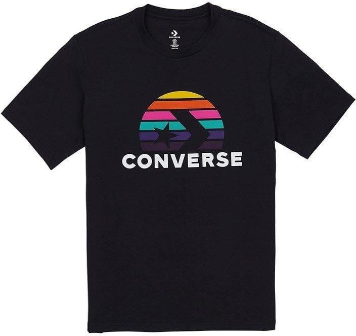 Converse 10017916-a01 Rövid ujjú póló