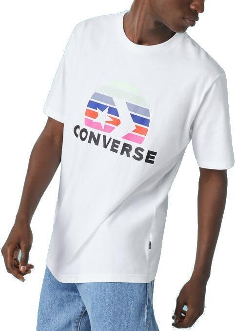 Converse 10017916-a02 Rövid ujjú póló