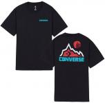 Converse 10017919-a05 Rövid ujjú póló