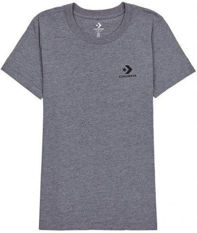 Tricou Converse converse stacked logo tee t-shirt