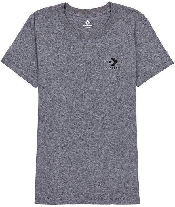 T-Shirt Converse converse stacked logo tee t-shirt