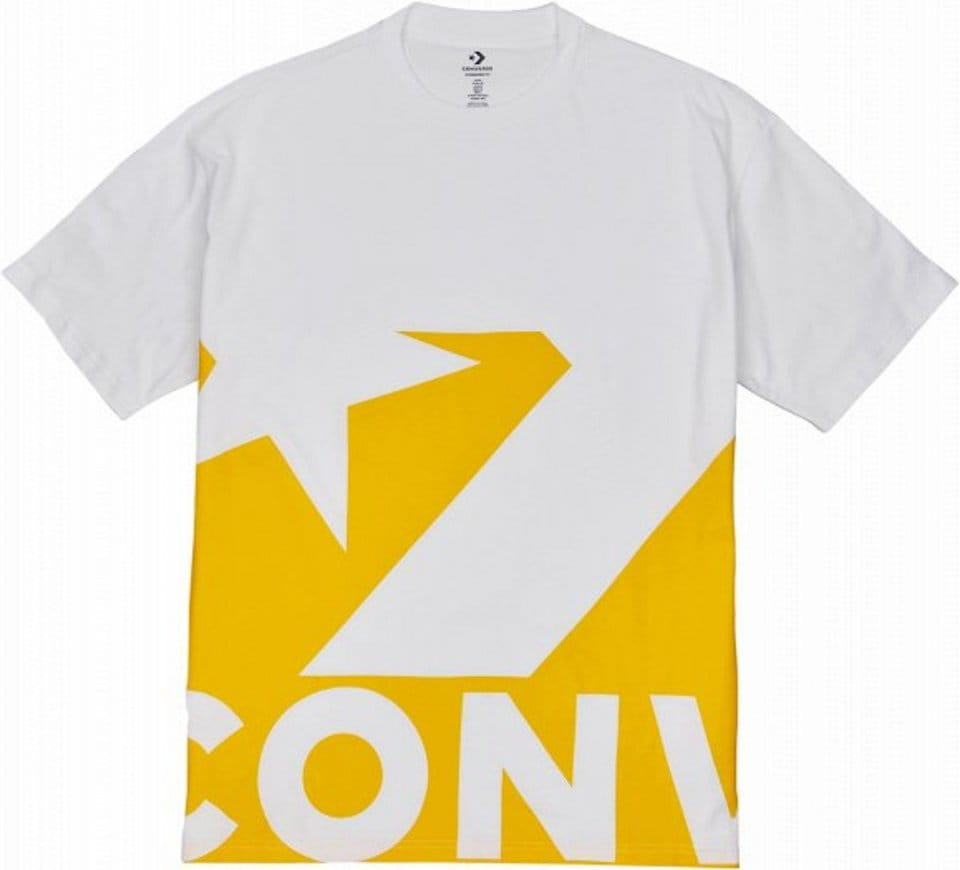 Tričko Converse Star Chevron Icon Remix Tee