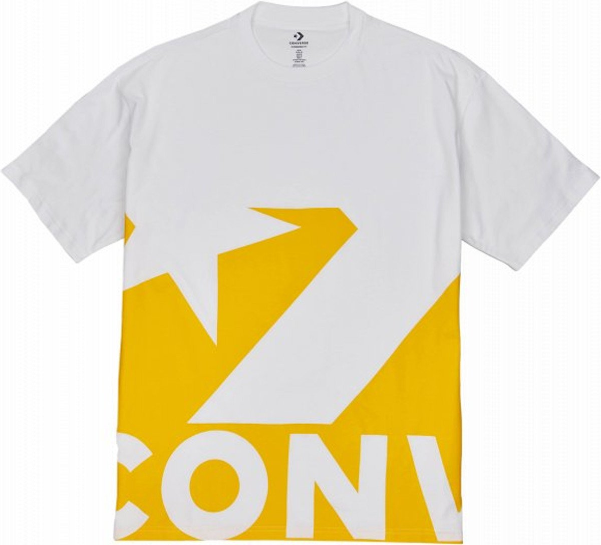 Camiseta Converse Star Chevron Icon Remix Tee