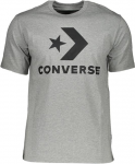 Tee-shirt Converse converse star chevron t-shirt brown