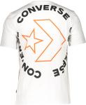 Pánské tričko s krátkým rukávem Converse Star Chevron Circle