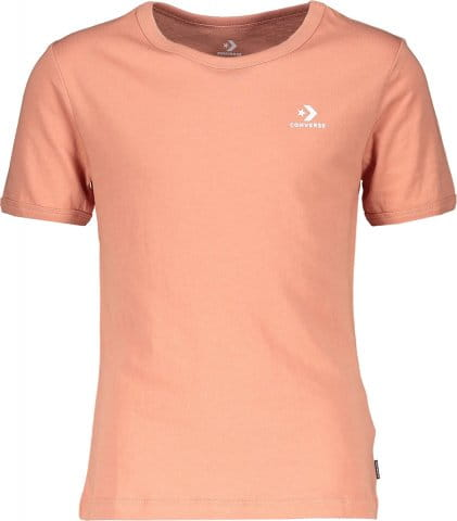 Tee-shirt Converse Star Chevron Slim SS TEE W