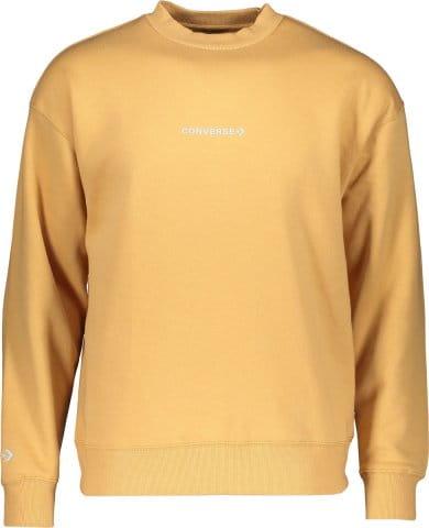 Hanorac Converse Mock Neck Crew Sweatshirt