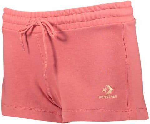 Kratke hlače Converse Converse Star Chevron Damen Short Pink F664