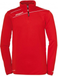 Mikina Uhlsport uhlsport stream 3.0 1/4 zip top kids