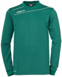 Sweatshirt Uhlsport uhlsport stream 3.0 training stop turquoise
