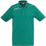 uhlsport stream 3.0 polo-shirt turquoise