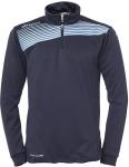 uhlsport liga 2.0 1/4 zip top sweatshirt